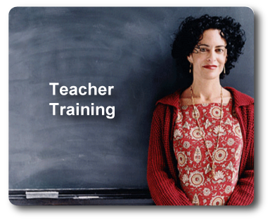 for teacher training: